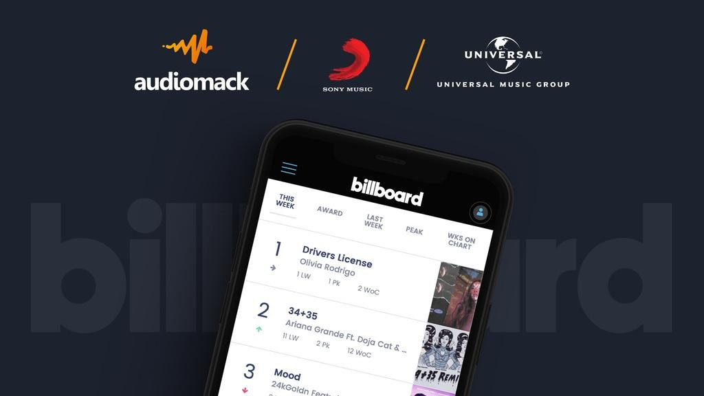 Universal Music Group & Sony Music mark Major Label Trifecta with signing of Licensing Deal with Audiomack 1 MUGIBSON WRITES