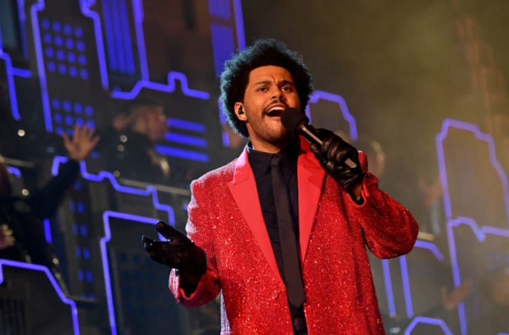 The Weeknd reinstates Starboy status with electric Performance At Super Bowl Lv Halftime Show 1 MUGIBSON WRITES