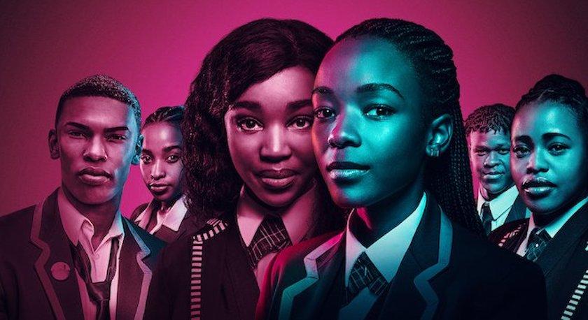 Netflix 'Blood & Water' series