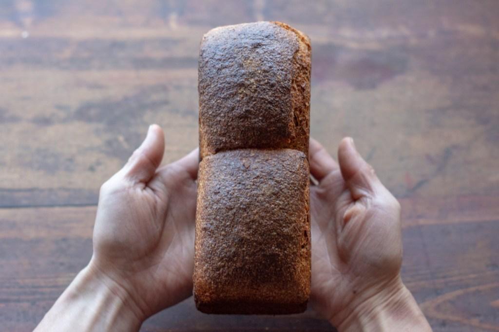 パン もと 国産 スペルト小麦 古代小麦 オーガニック 全粒粉 石臼 石窯 天然酵母 通販