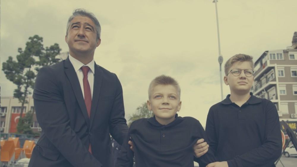 Marmaris Belediyesi Atatürk'ü kısa film ile andı