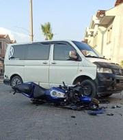 Muğla'da motosiklet kazası: 1 ölü