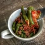 lower calorie arkansas green beans