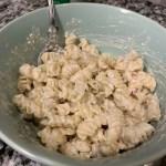 pasta tossed in the mug pasta sauce