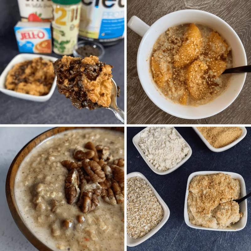 mugs for muscles protein oatmeal recipes