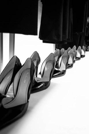 Shoe parade