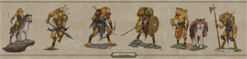 Gnolls 1 | RPG Jeuxvidéo