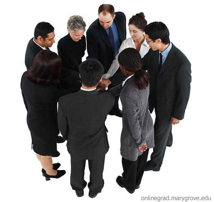 Building a positive work environment
