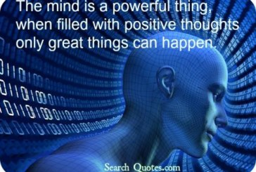 Inspiring Quotes about Positive Thinking