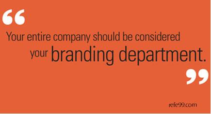 Inspiring quotes on branding