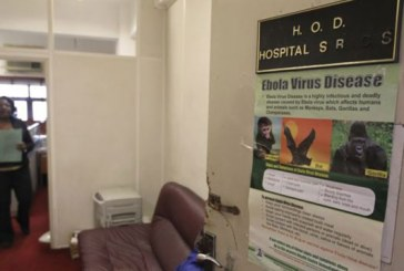 Nigerians Threaten to Burn Ebola Units