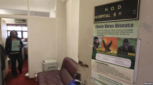 Nigerians Threaten to Burn Ebola Units