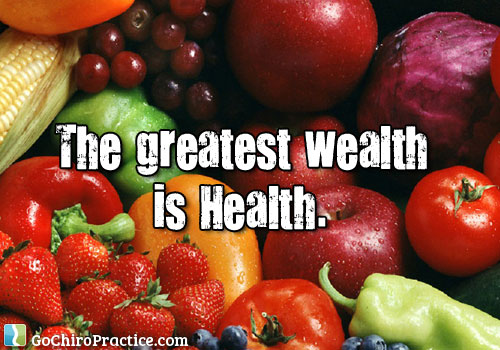 Inspiring quotes on health