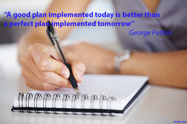 Inspiring quotes on Planning your day