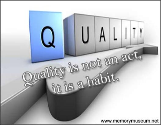 Quotes Quality Simple Inspiring Quotes On Quality