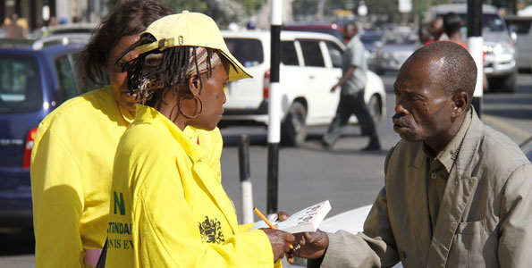 Nairobi goes digital for parking fee payments