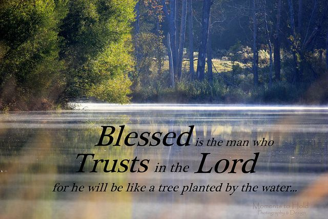 Trust in the Lord, the Master of the Universe