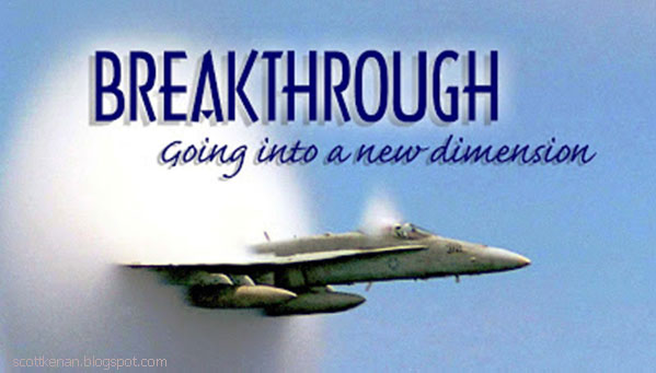 A prayer for Break through