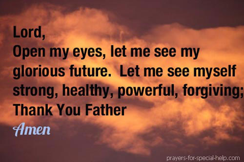 The Lord is my Future