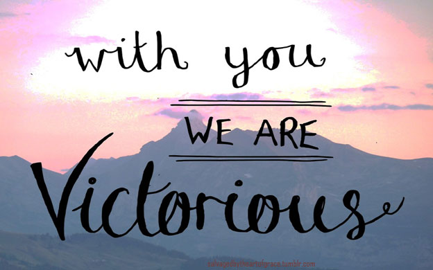 Finding Victory in God