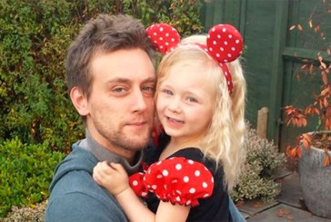 Tom Attwater dying of a brain tumor targets to fund raise US$ 820,200 to save his daughter before he dies