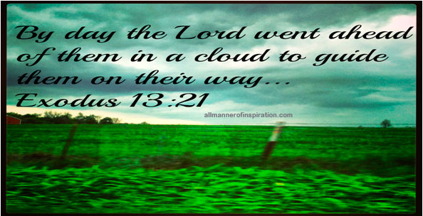 Guide us on our way Lord