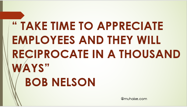 Inspirational quote on employees