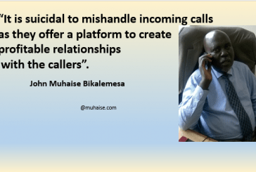 7 guidelines on how to profitably handle incoming calls