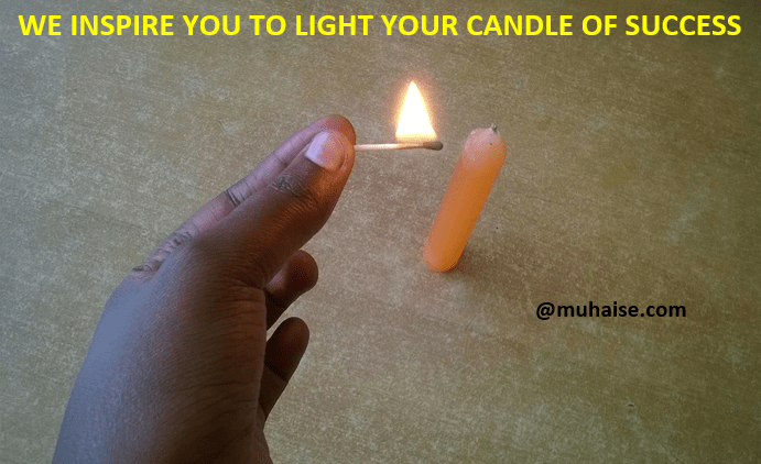 Muhaise.com inspires you to light your candle of success