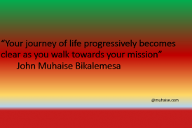 Your life journey
