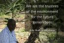 Preservation of herbal plants in Katubwe- Banda Uganda
