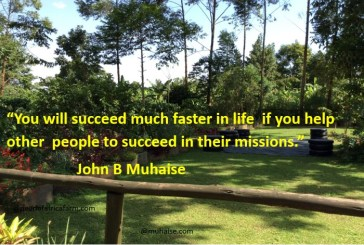 Helping others to succeed in their mission