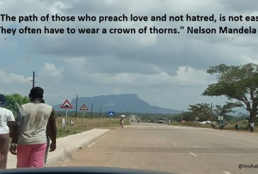 Preach Love and not Hatred