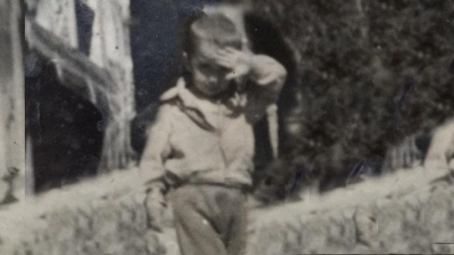 Muhammed Bozdağ, Arpacılı Köyünde (1970?)