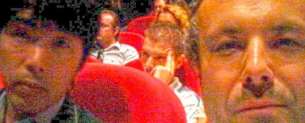 Mitsuhisa ISHIKAWA & I, Meeting Point Cinema, Sarajevo