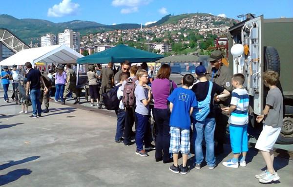 Kids Fest 2013 EUFOR/NATO 02