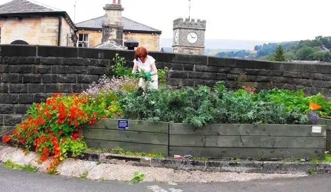 Todmorden, el pueblo-huerta británico.