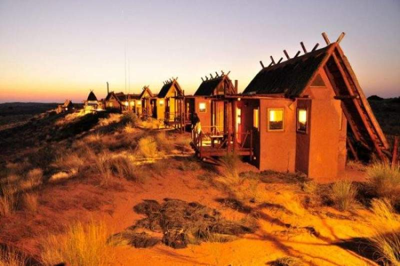 1. !Xaus Lodge, South Africa