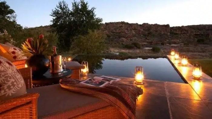 3. Emirates Bushman's Kloof Wilderness Reserve and Wellness Resort, South Africa