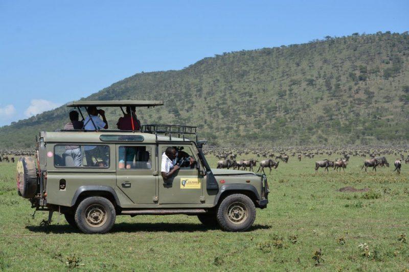 East African Safari & Touring Company, Tanzania