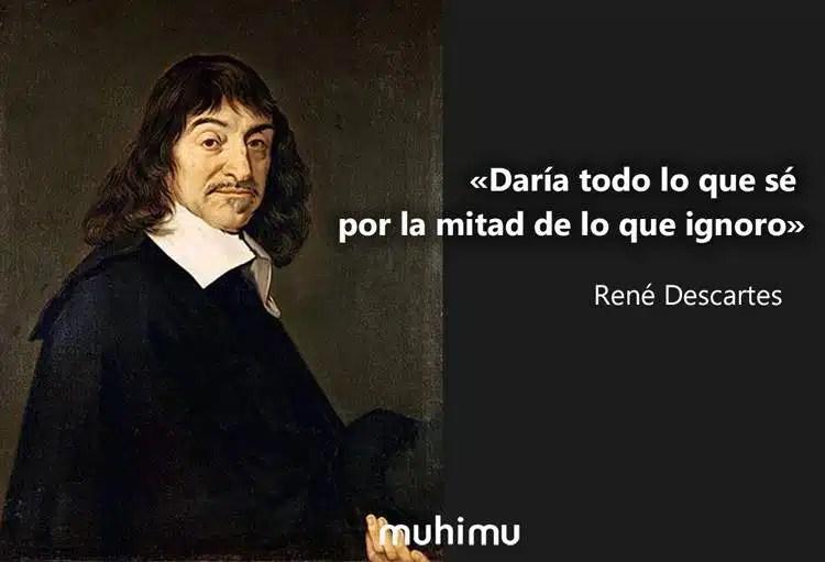 15 Frases De René Descartes Sobre El Bien La Alegría El