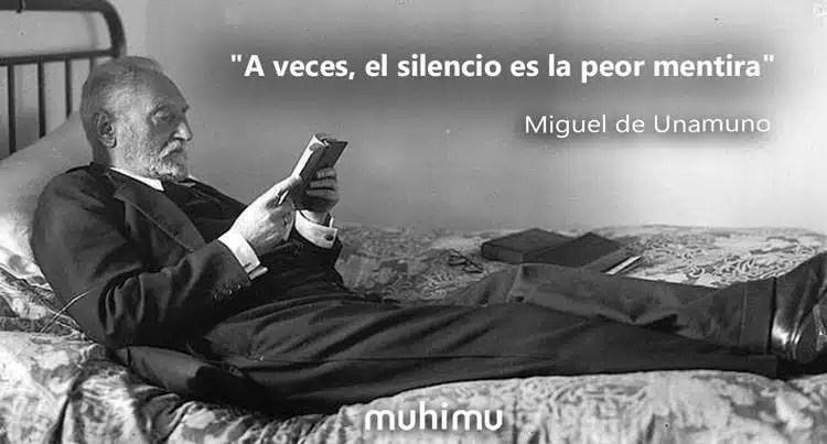 20 Frases De Miguel De Unamuno Sobre La Fe La Verdad La