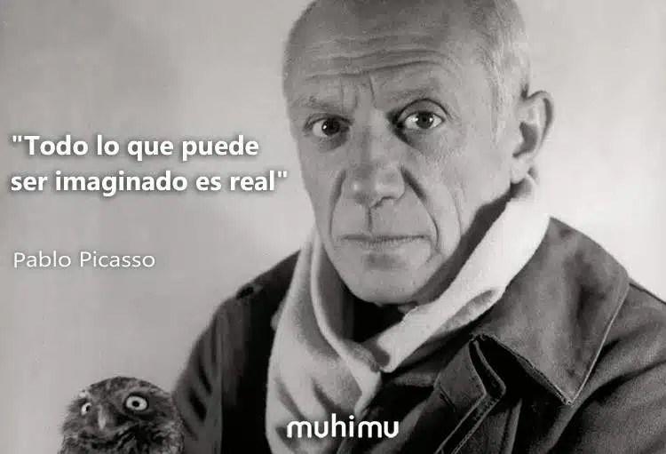 18 Frases De Picasso Sobre La Libertad La Niñez La