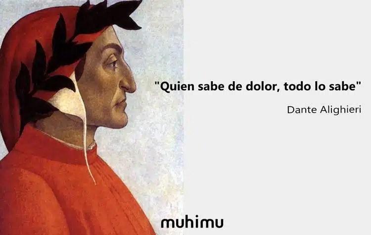 10 Frases De Dante Alighieri Sobre El Amor La Valentía Y La