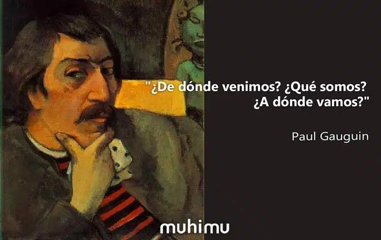8 Intensas Frases De Paul Gauguin Sobre La Juventud La