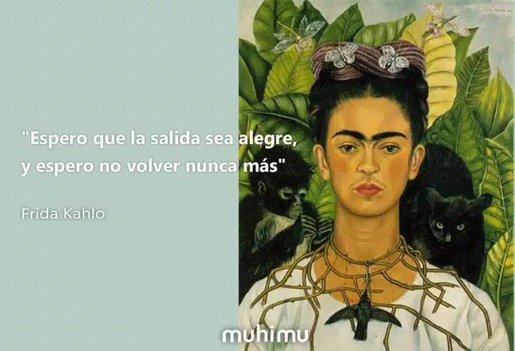 15 Frases De Frida Kahlo Sobre La Vida El Arte Y El Amor