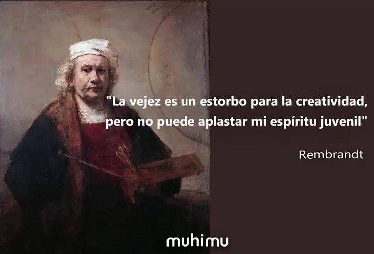 10 Frases De Rembrandt Sobre La Naturaleza El Arte Y La Vida