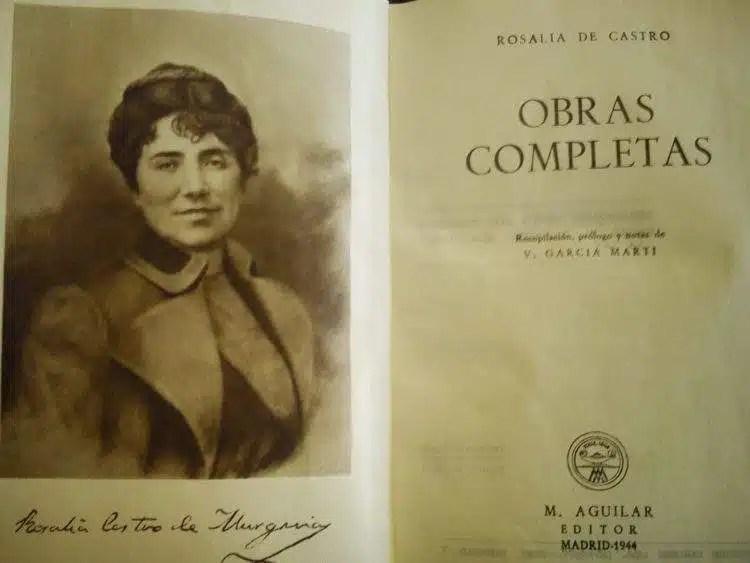 10 Citas Célebres E Inspiradoras De Rosalía De Castro