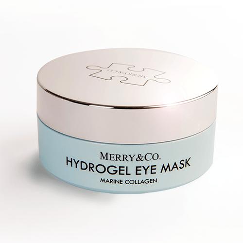 Merry & Co. Hydrogel Eye Mask - Marine Collagen
