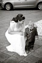 Fotos in Schwarz Weiss sollte man bei jeder Hochzeit ein paar mal machen